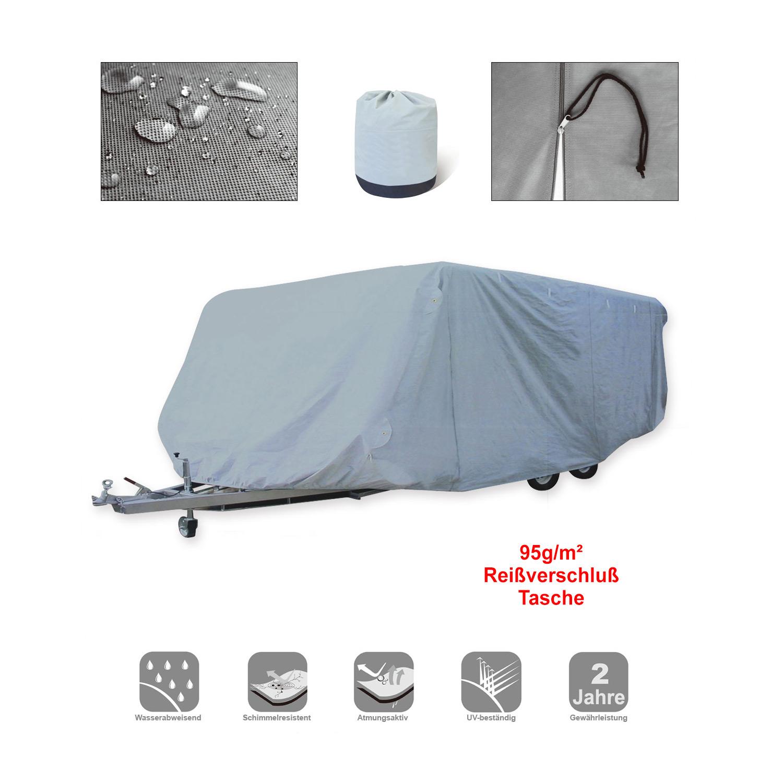 wohnmobil wohnwagen caravan cover garage atmungsaktiv plane l xl xxl. Black Bedroom Furniture Sets. Home Design Ideas