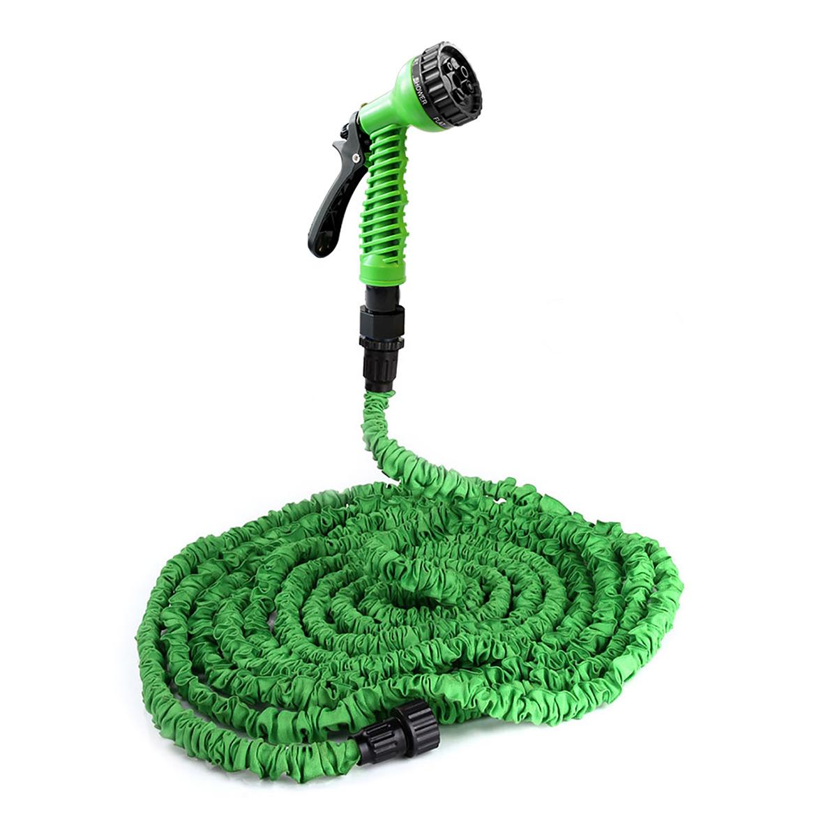 flexibler wasserschlauch 30m 15m 7 5m gartenschlauch flexi hose magic schlauch ebay. Black Bedroom Furniture Sets. Home Design Ideas