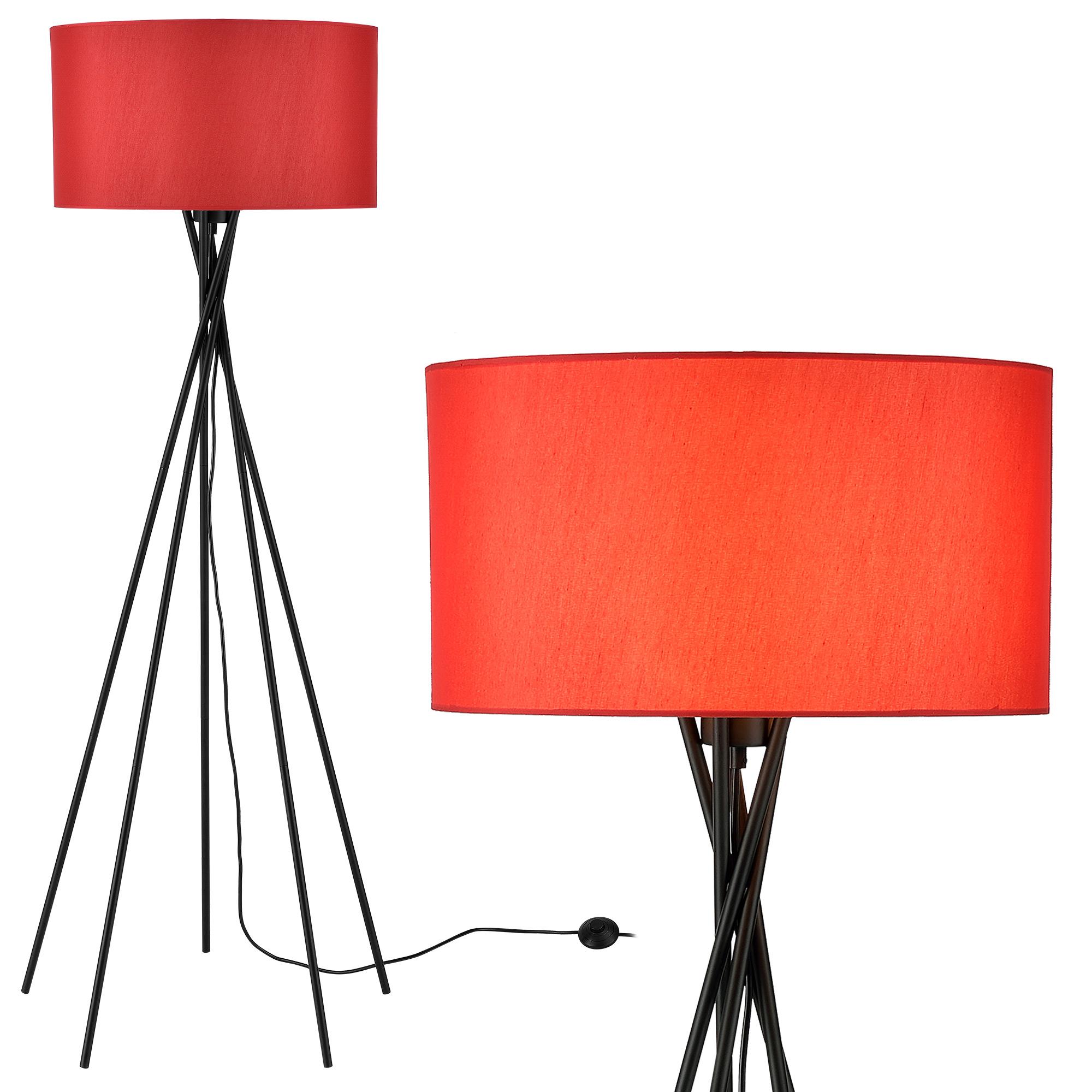 stehleuchte standleuchte stehlampe bodenlampe lampe leuchte ebay. Black Bedroom Furniture Sets. Home Design Ideas