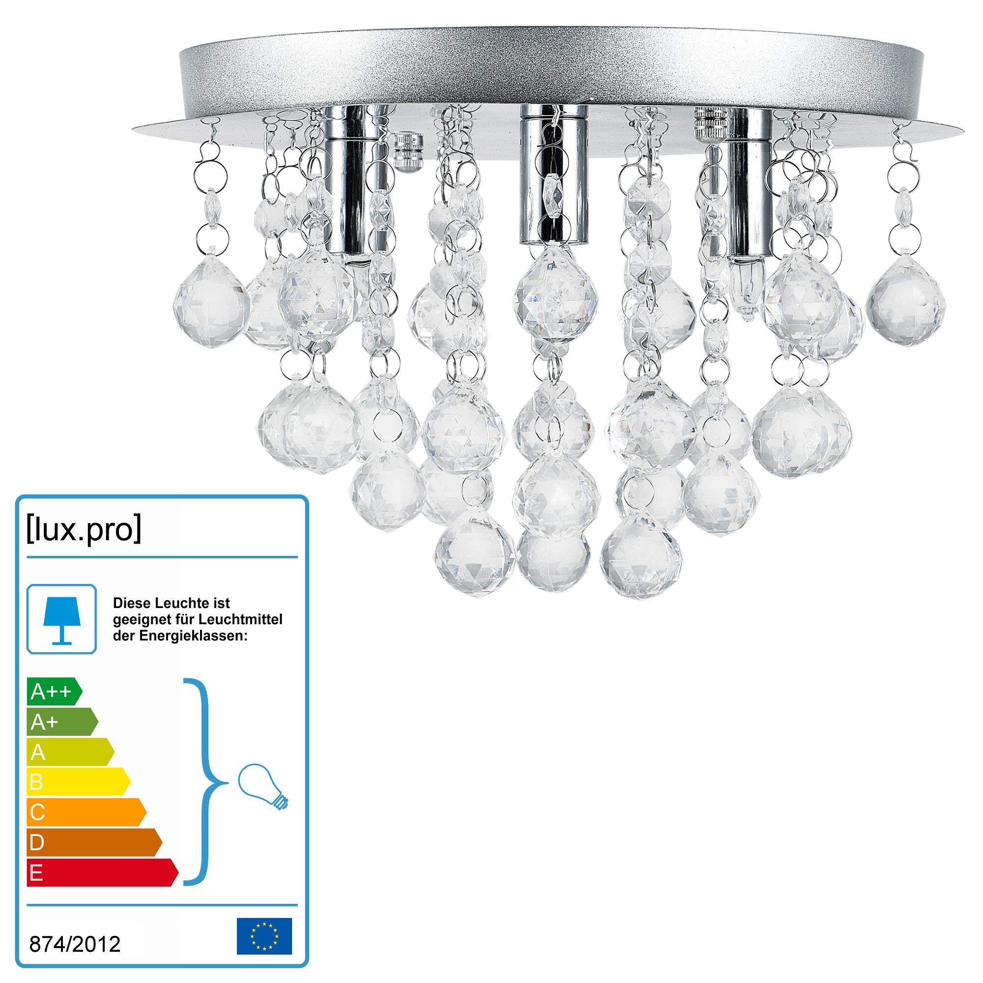 lux.pro] Design Soffitto Luce Plafoniera Illuminazione Moderno ...