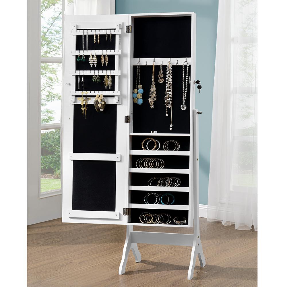 neuholz spiegelschmuckschrank spiegelschrank standspiegel. Black Bedroom Furniture Sets. Home Design Ideas