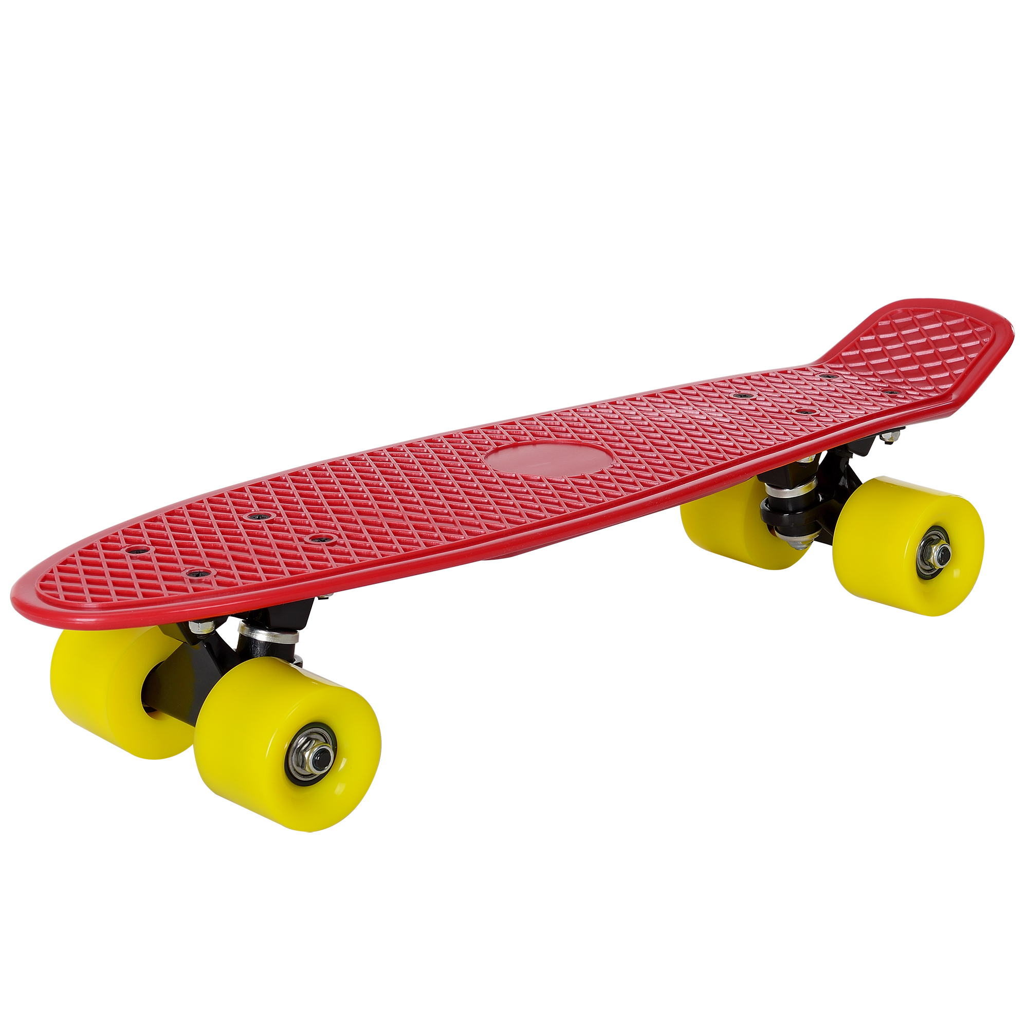protec longboard retro old skateboard komplett street minicruiser board ebay. Black Bedroom Furniture Sets. Home Design Ideas